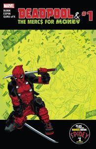 Deadpool  The Mercs For Money 001 2016 Digital