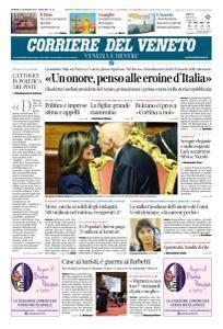 Corriere del Veneto Venezia e Mestre - 25 Marzo 2018