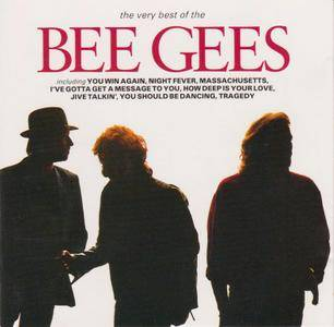 Bee Gees - The Very Best Of The Bee Gees (1990) {Club Edition}
