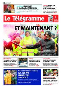 Le Télégramme Auray – 11 décembre 2019