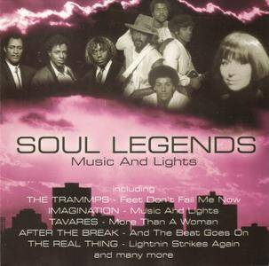 VA - Soul Legends - Music And Lights (2004)