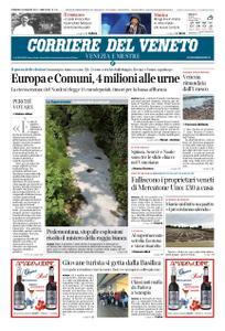 Corriere del Veneto Venezia e Mestre – 26 maggio 2019