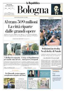 la Repubblica Bologna - 11 Dicembre 2019