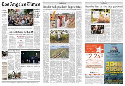 Los Angeles Times – July 02, 2020