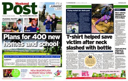 Nottingham Post – October 20, 2018