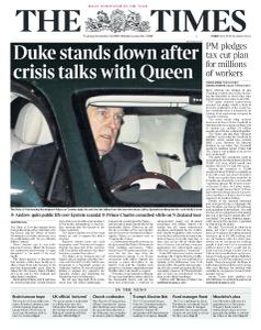The Times - 21 November 2019