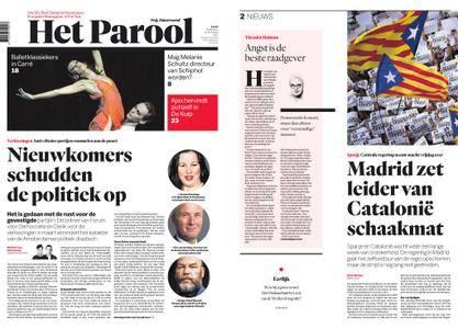 Het Parool – 23 oktober 2017