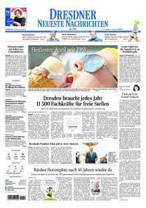 Dresdner Neueste Nachrichten - 08. Mai 2018