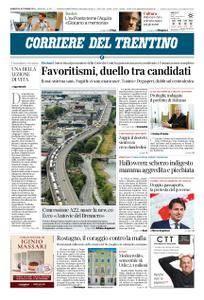 Corriere del Trentino – 28 settembre 2018