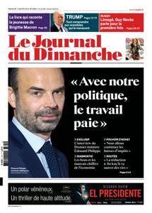 Le Journal du Dimanche - 07 janvier 2018