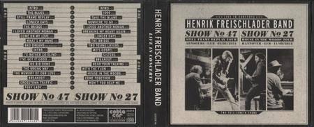 Henrik Freischlader Band - Live In Concerts (2013)