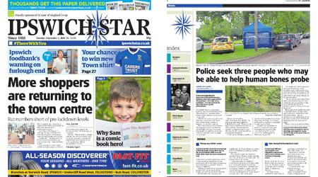 Ipswich Star – September 01, 2020