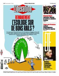 Libération - 18 juillet 2019