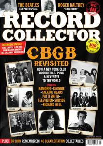 Record Collector – August 2019