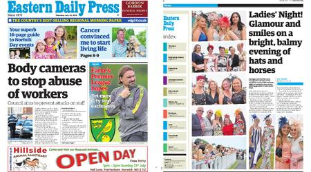 Eastern Daily Press – July 18, 2019