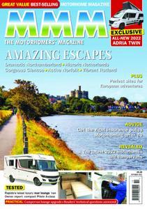MMM - The Motorhomers' Magazine – October 2021