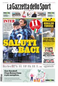 La Gazzetta dello Sport Cagliari - 12 Aprile 2021