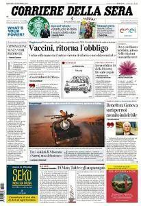 Corriere della Sera - 6 Settembre 2018