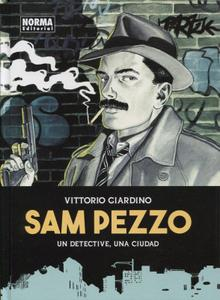 Sam Pezzo - Un detective, una ciudad (Integral)