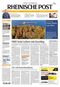 Rheinische Post – 22. November 2019