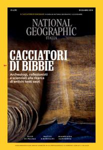 National Geographic Italia - Dicembre 2018