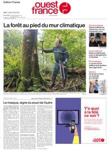 Ouest-France Édition France – 06 octobre 2020