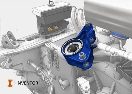 Autodesk Inventor Pro 2019