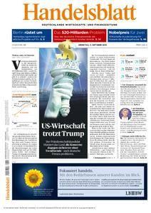 Handelsblatt - 11. Oktober 2016