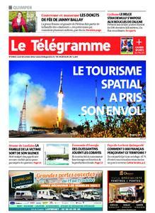 Le Télégramme Quimper – 18 octobre 2021
