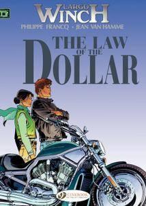 Largo Winch 010 - The Law of the Dollar 2012 Cinebook digital