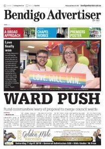 Bendigo Advertiser - March 28, 2018