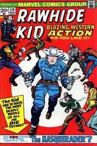 Rawhide Kid v1 119 1974 Gambit