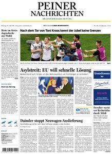 Peiner Nachrichten - 25. Juni 2018
