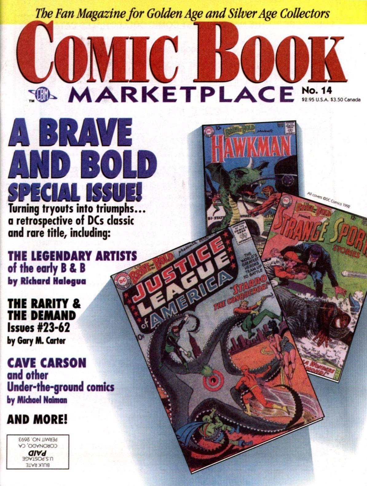 Comic Book Marketplace 014 1992