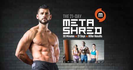 Men's Health - The 21-Day MetaShred (Full Workout)