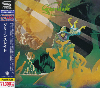 Greenslade - Greenslade (1973) [2015, Warner Music Japan, WPCR-16297]