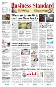 Business Standard - March 27, 2019