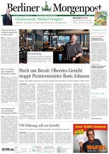 Berliner Morgenpost – 25. September 2019