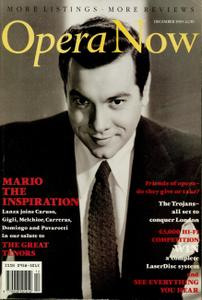Opera Now - December 1990