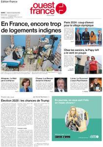 Ouest-France Édition France – 05 novembre 2019