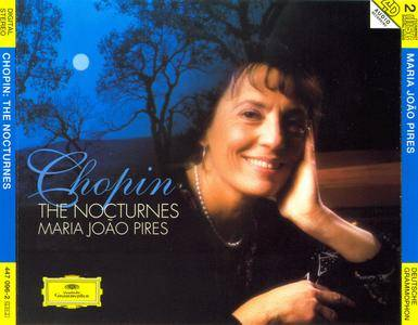 Maria Joao Pires - Frederic Chopin: The Nocturnes, Complete Recording (1996) 2CDs