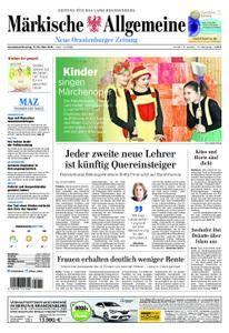 Neue Oranienburger Zeitung - 17. März 2018