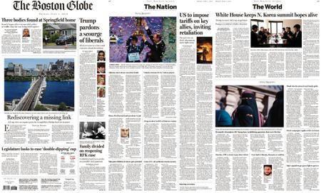 The Boston Globe – June 01, 2018