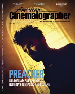 American Cinematographer - April 2017
