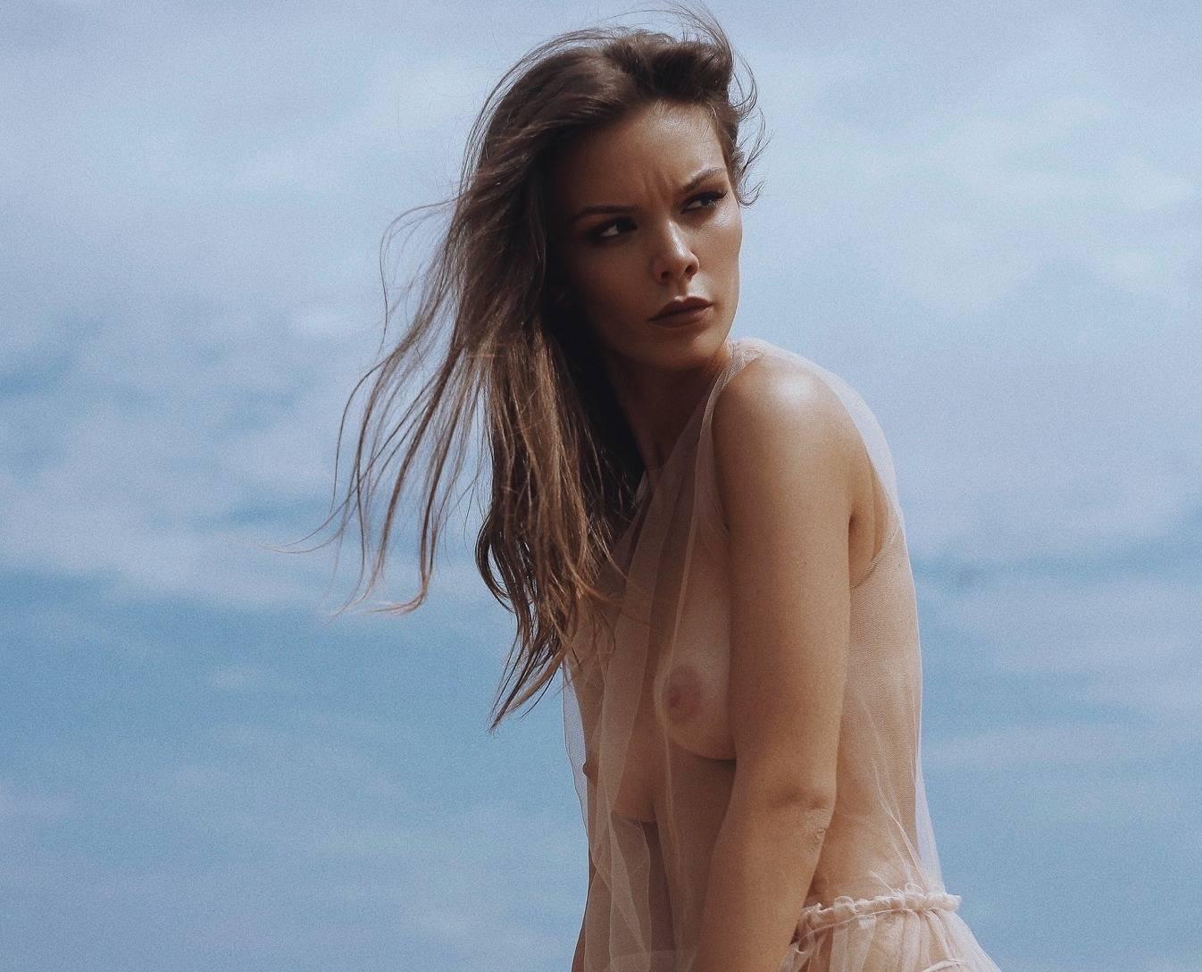 Polina Kozlova aka San Poul by Alina Gaf
