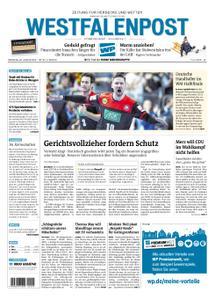 Westfalenpost Wetter - 22. Januar 2019