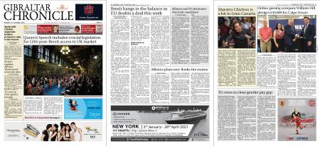 Gibraltar Chronicle – 15 October 2019