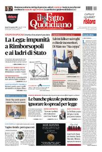 Il Fatto Quotidiano - 16 novembre 2018
