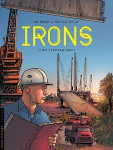 Irons - 02 - Het Zand Van Sinkis