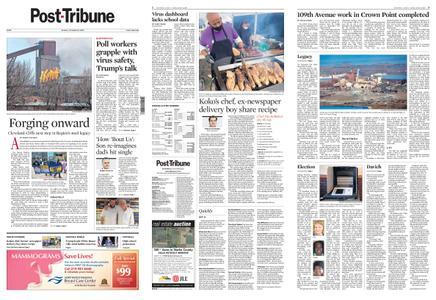 Post-Tribune – October 11, 2020
